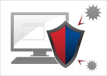 無料セキュリティソフト KINGSOFT Internet Security セキュリティブロック