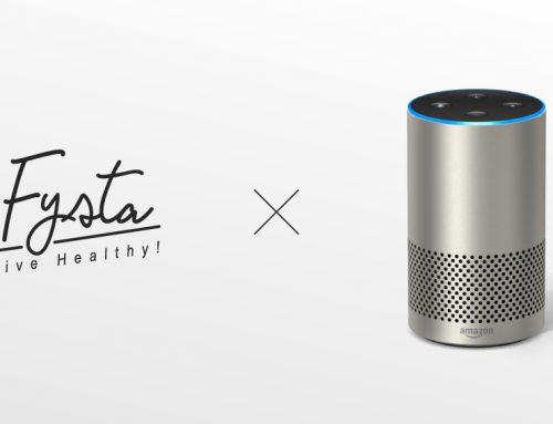 フィットネスアプリ「Fysta」、「Amazon Alexa」に対応したスキルの提供を開始。 ハンズフリー&音声で動作をレクチャーするAlexa対応のスキル「Fysta」を公開。